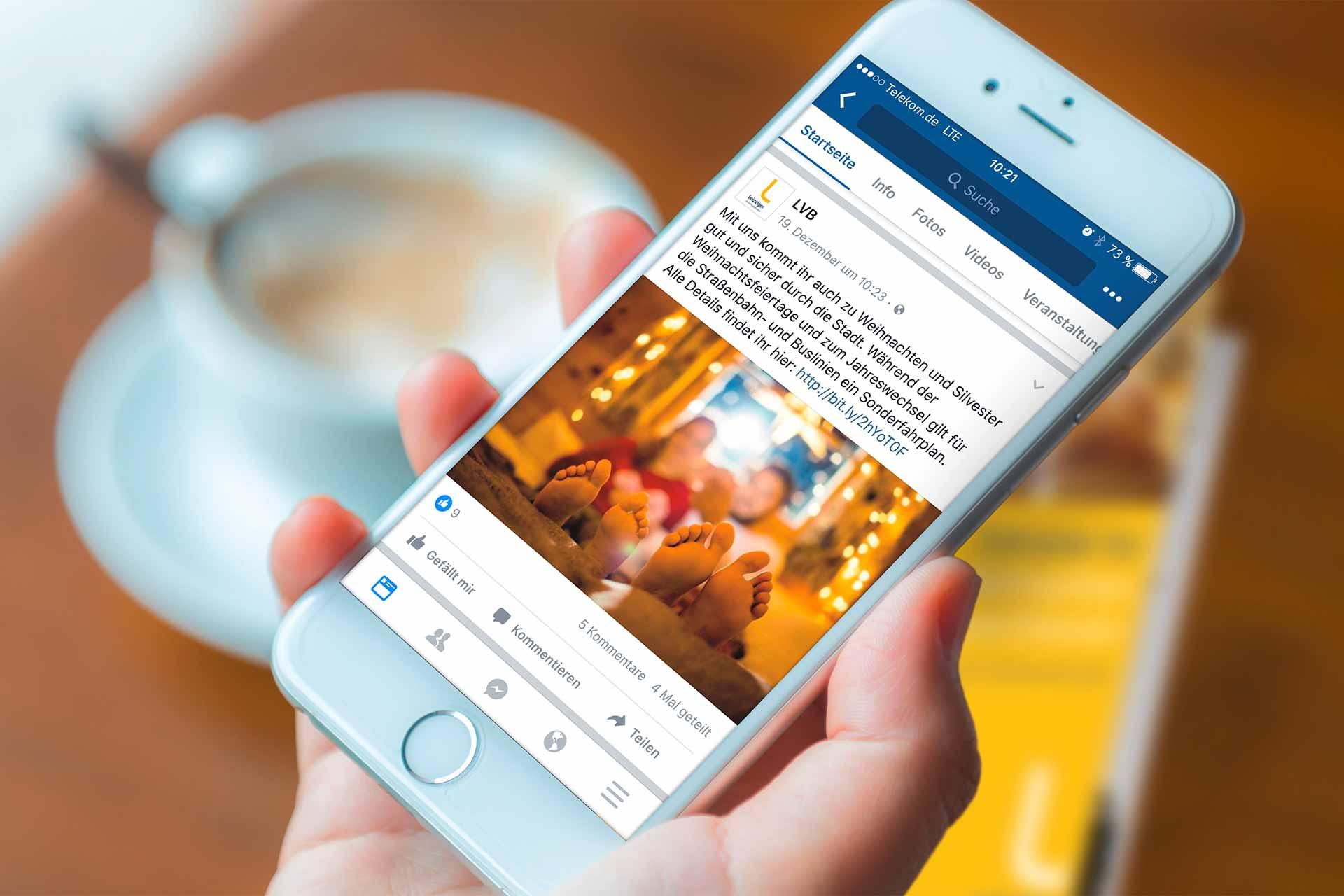 Strategische Planung für Soziale Medien