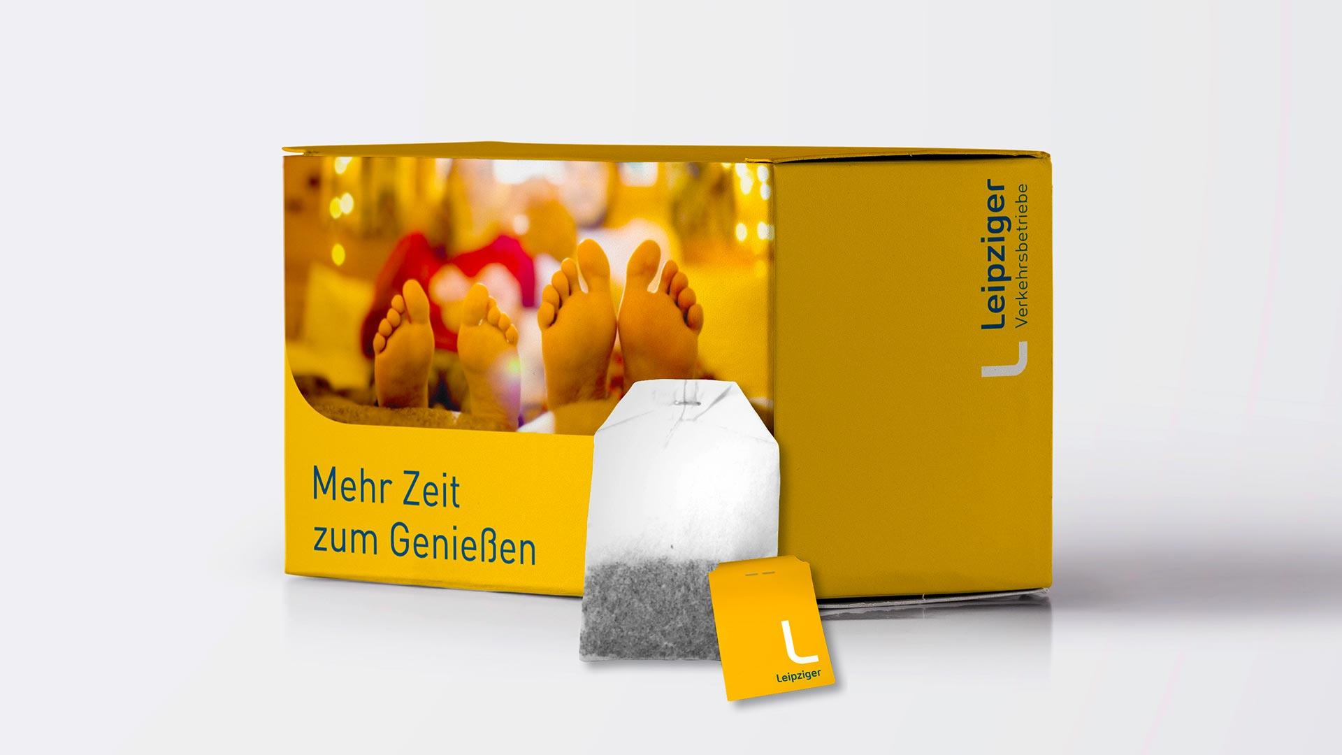Gestaltung Werbemittel Kampagne