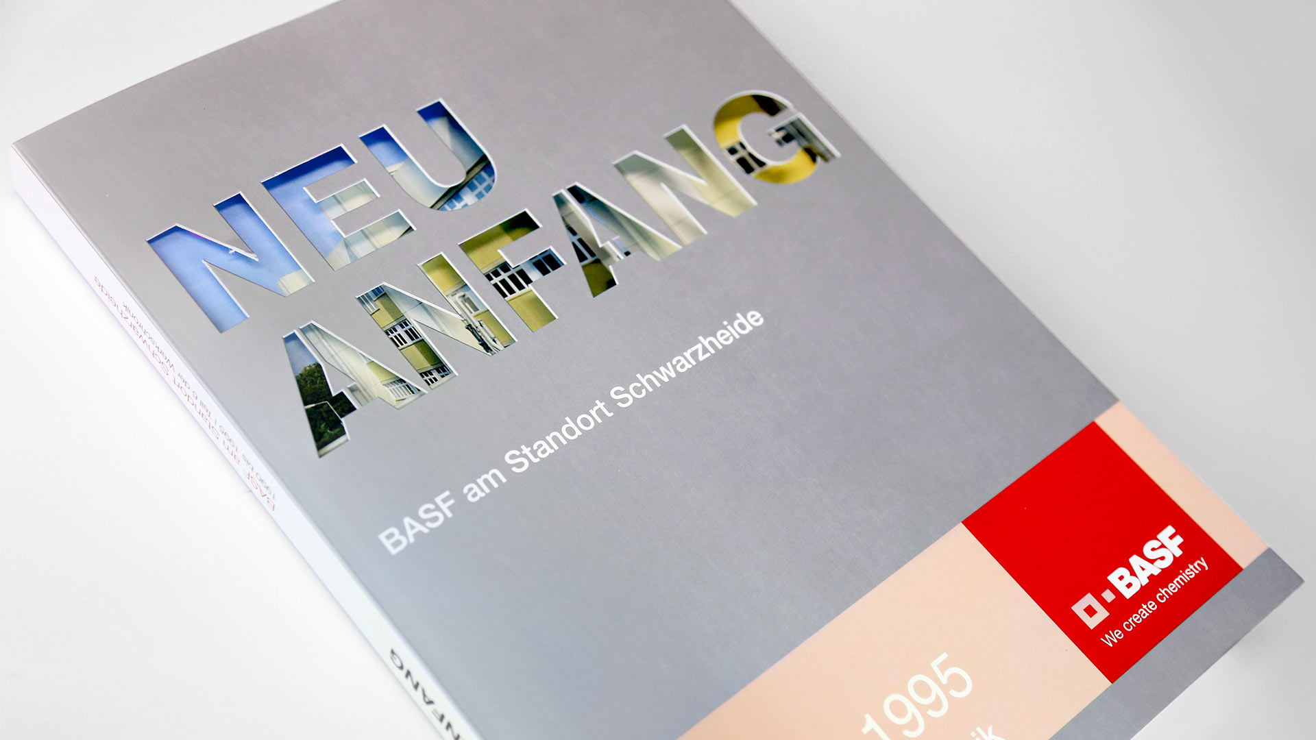 BASF Schwarzheide Chronik