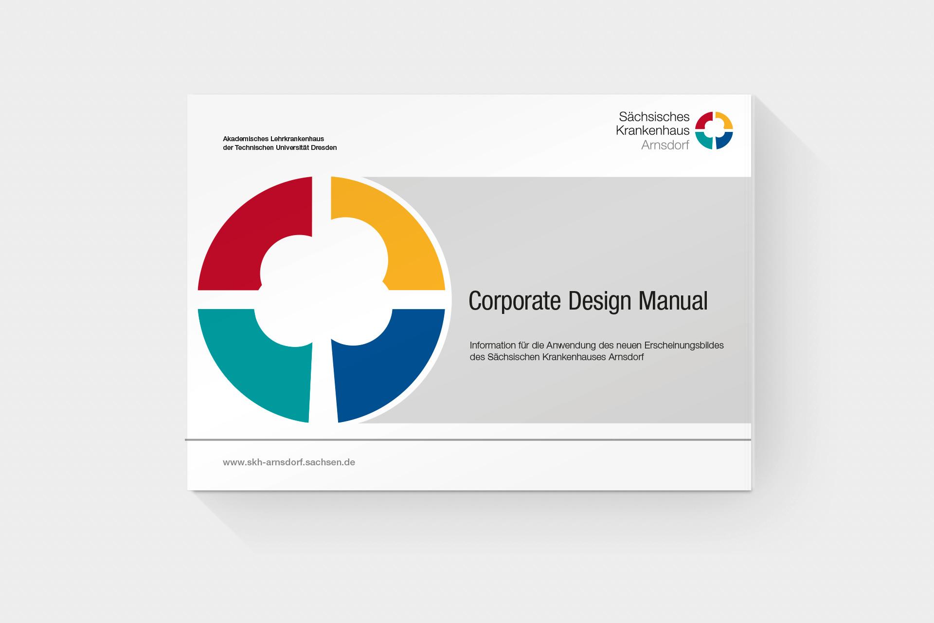 Erstellung eines Corporate Design Manuals