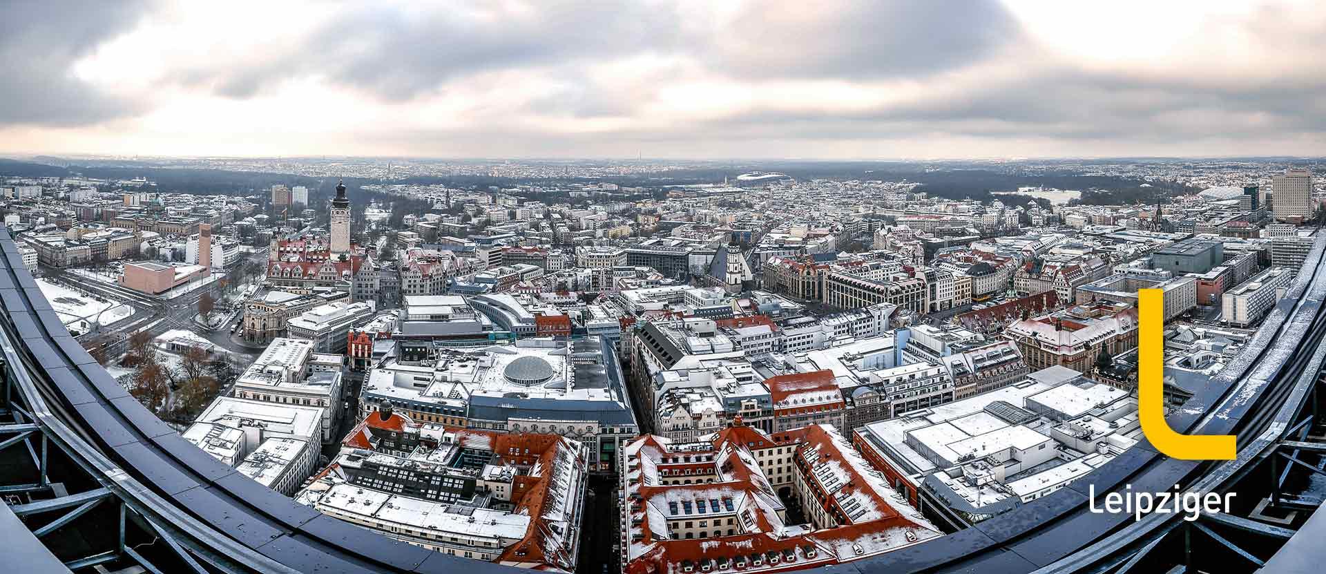 Imagefoto Leipzig Aussicht