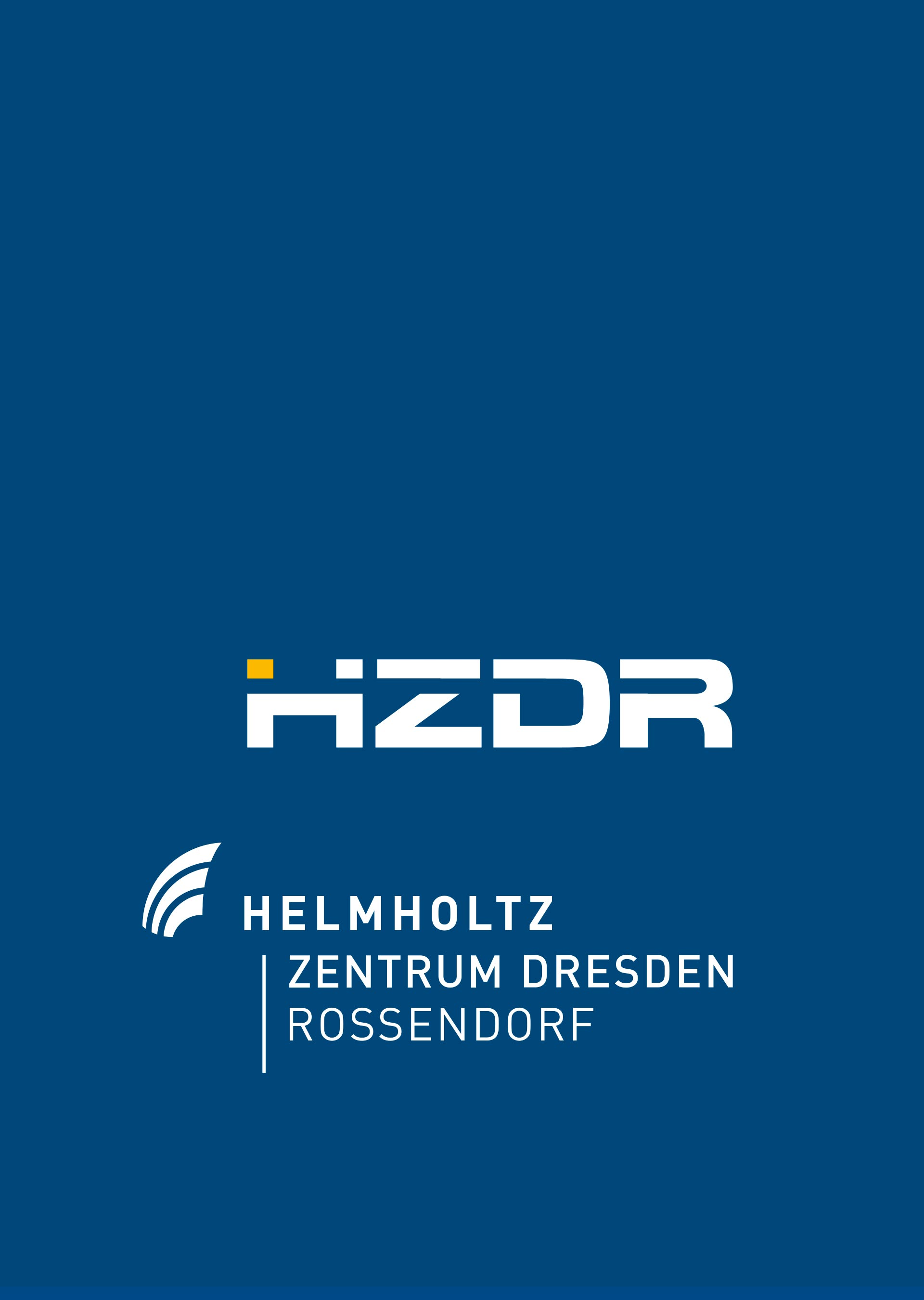 Logo des Helmholz-Zentrum Dresden-Rossendorf