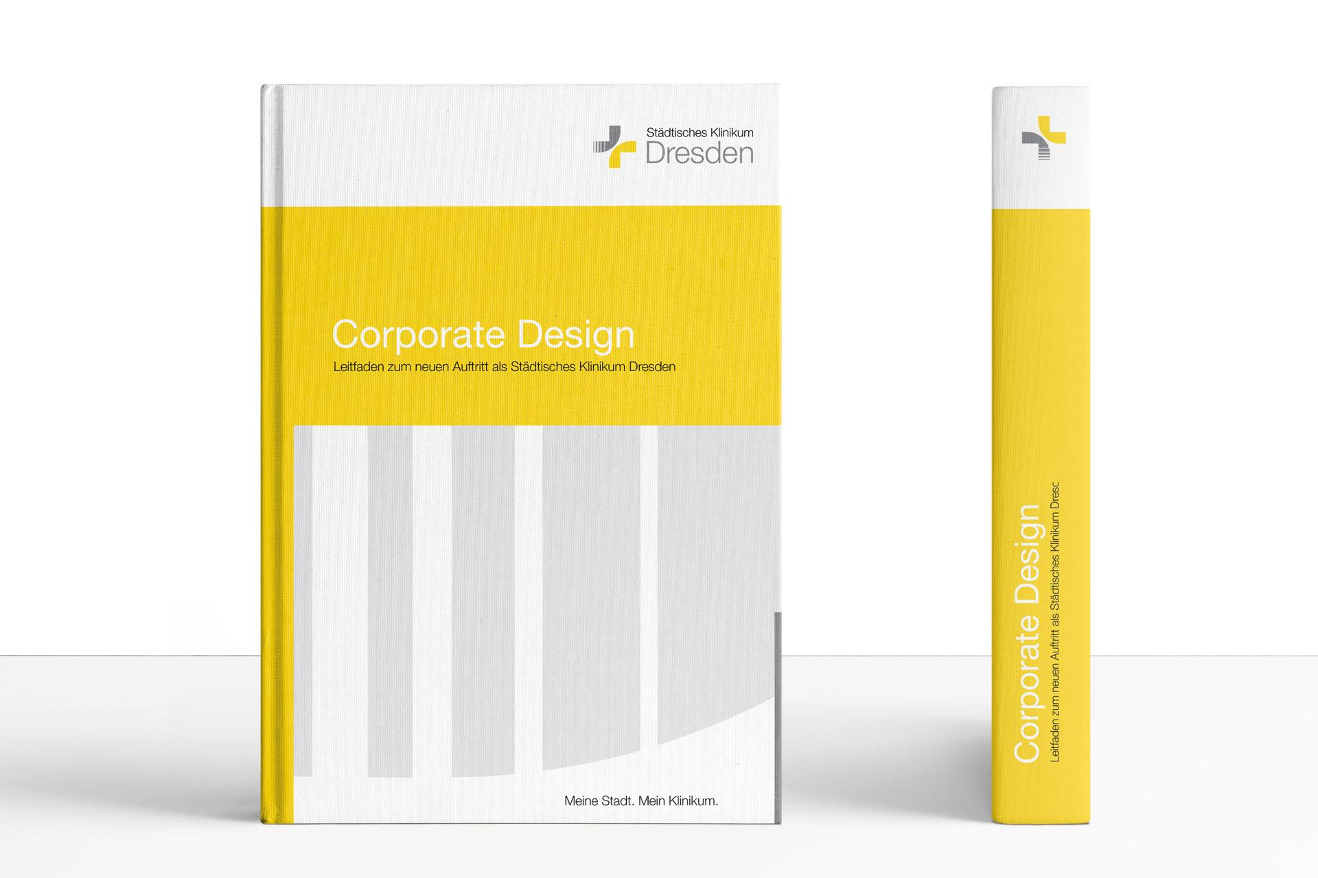 Logoentwicklung und Corporate Design in einem CD-Manual