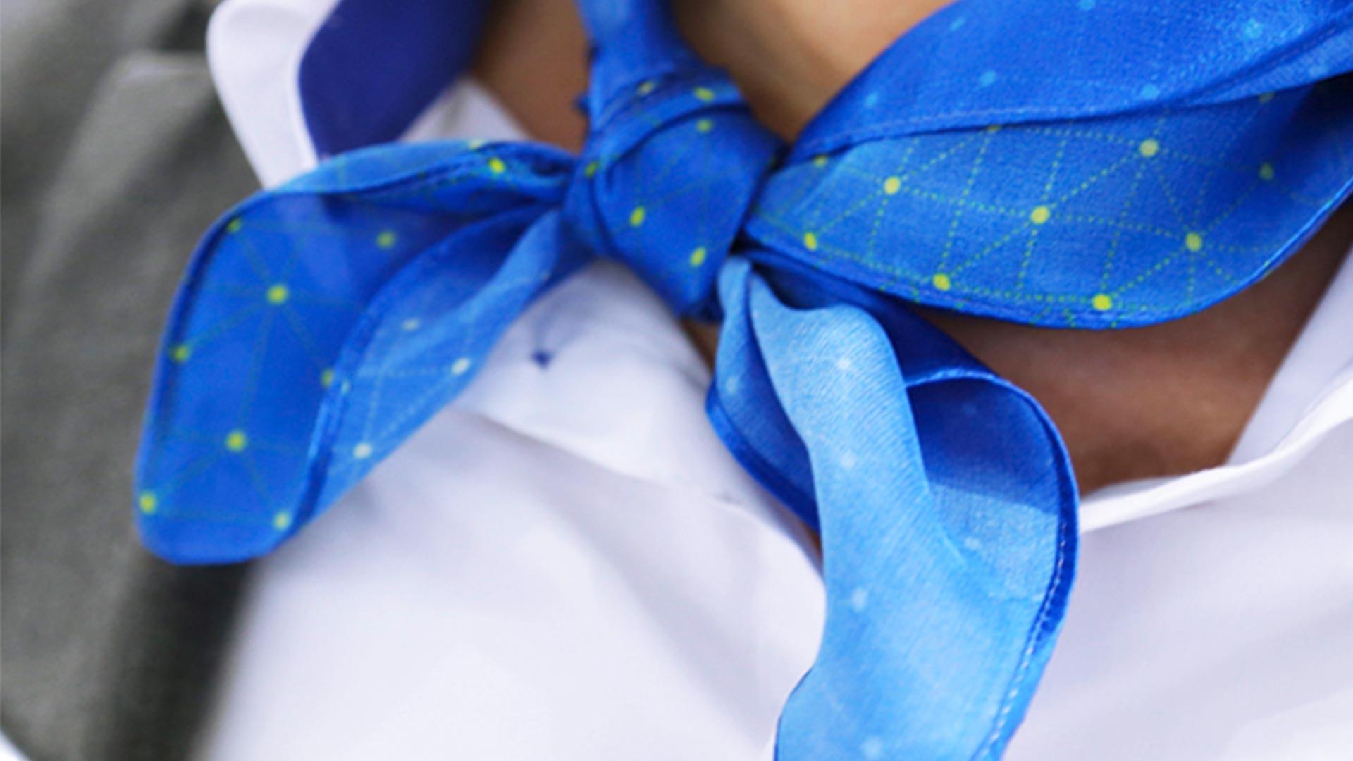 Messe-Kleidung Halstuch