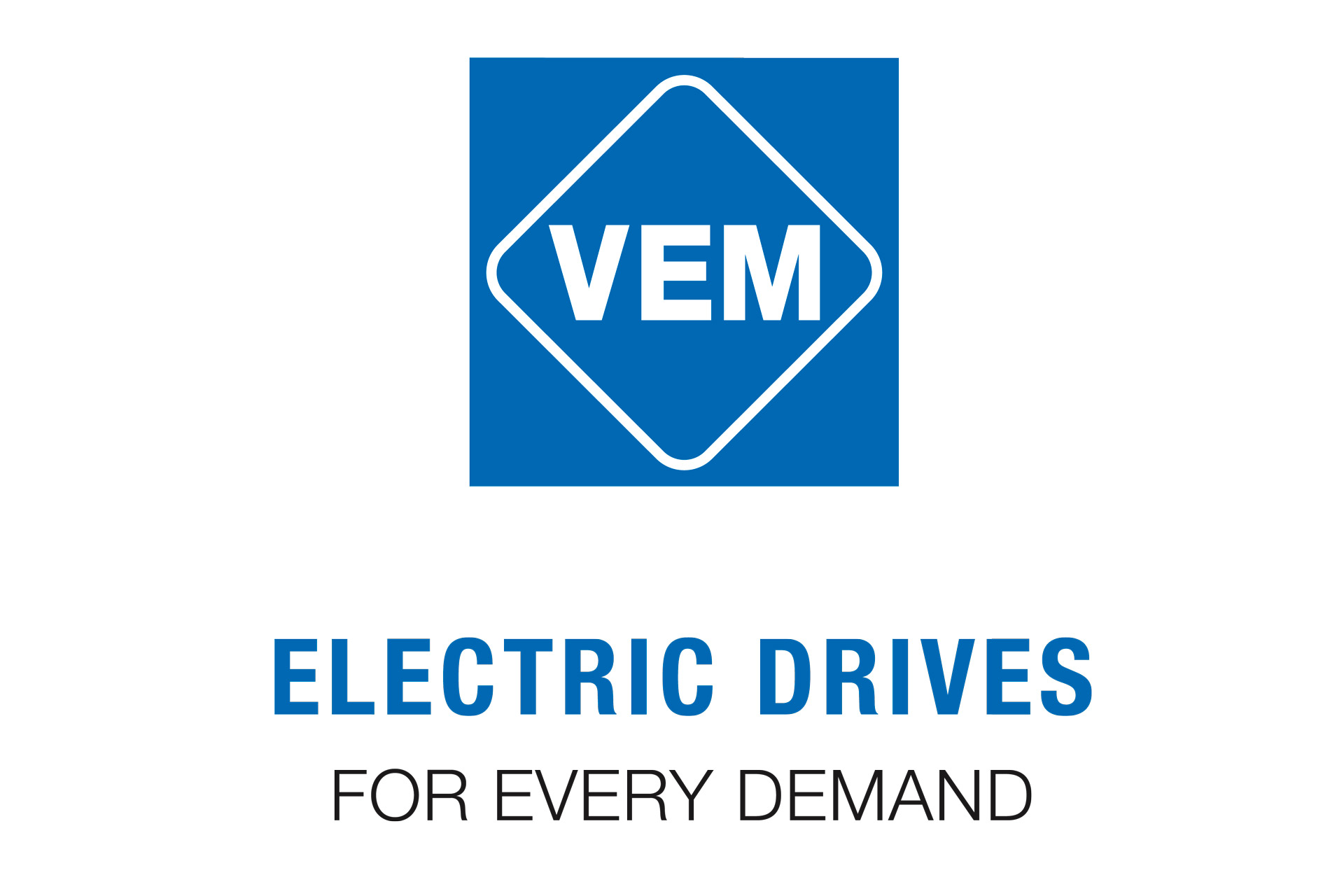 VEM Electric Drives for Every Demand