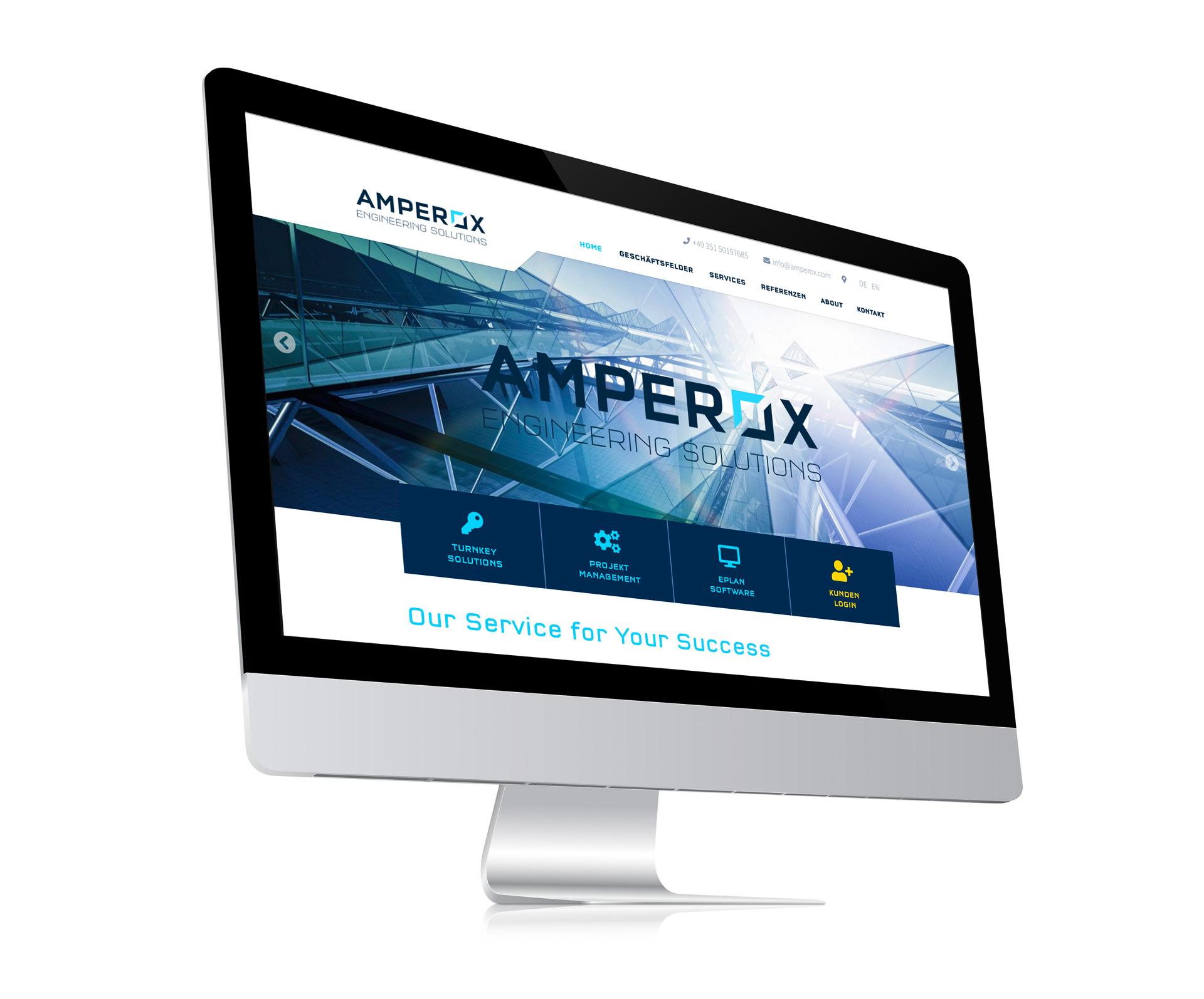 Amperox Startseite