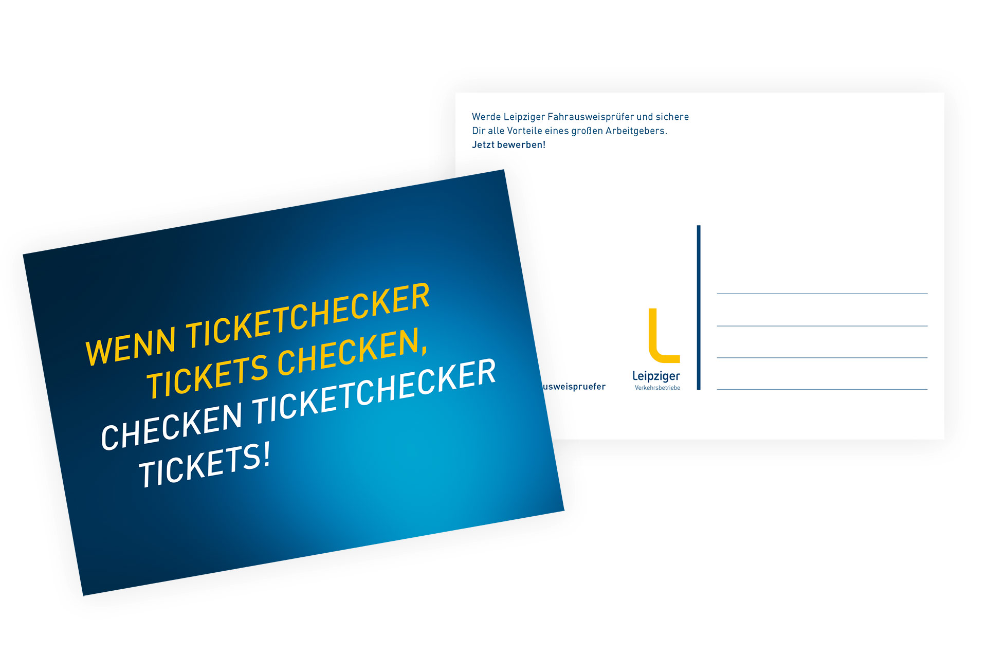 City Cards: Wenn Ticketchecker Tickets checken ...