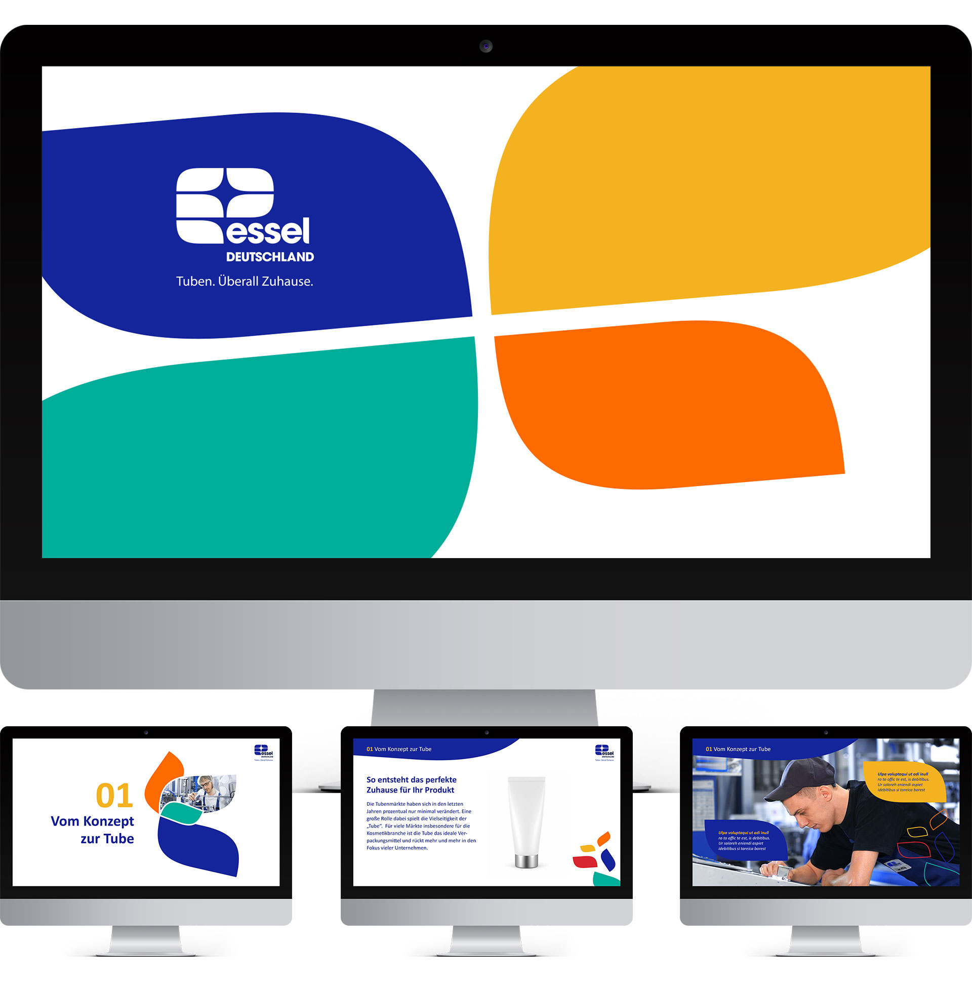 Essel Deutschland Website