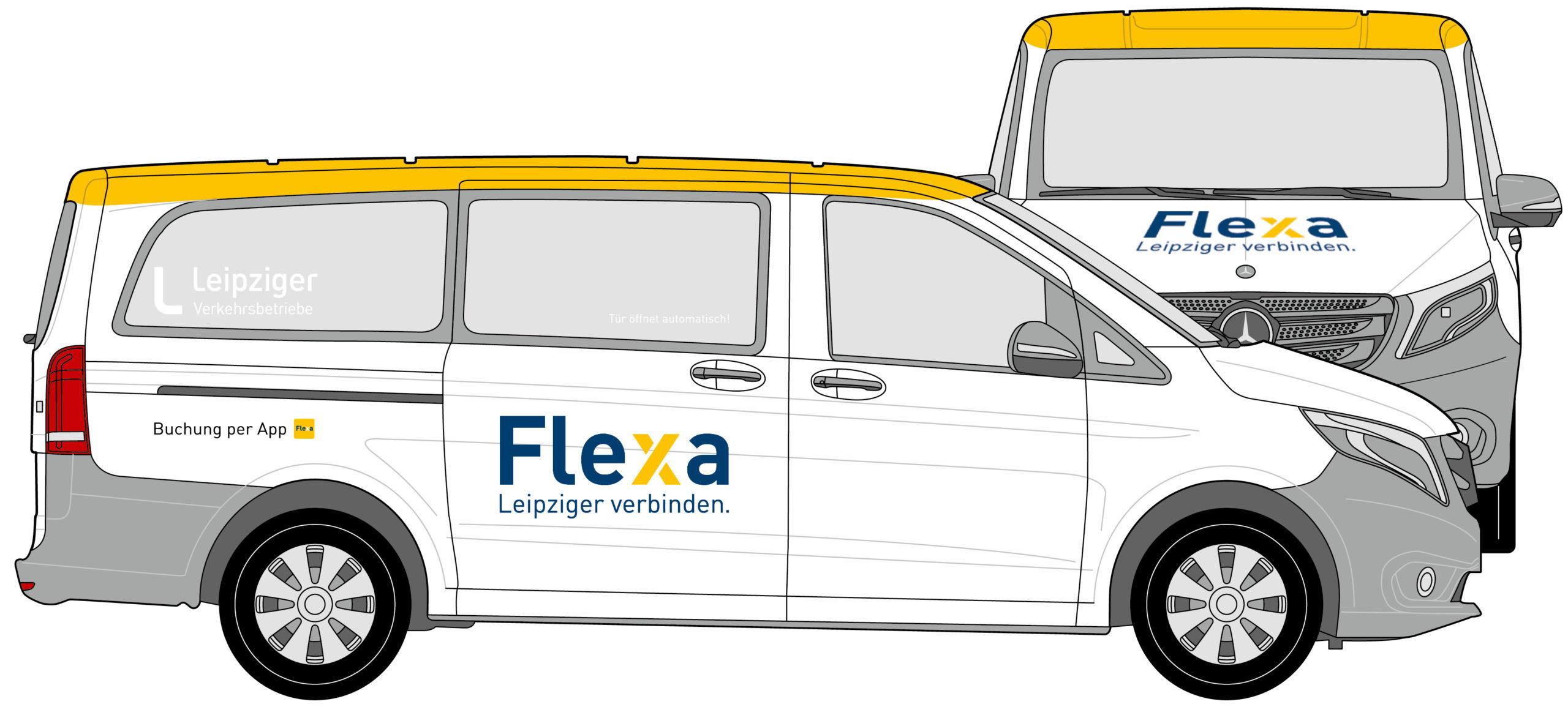 Flexa Busbeklebung_Skizze