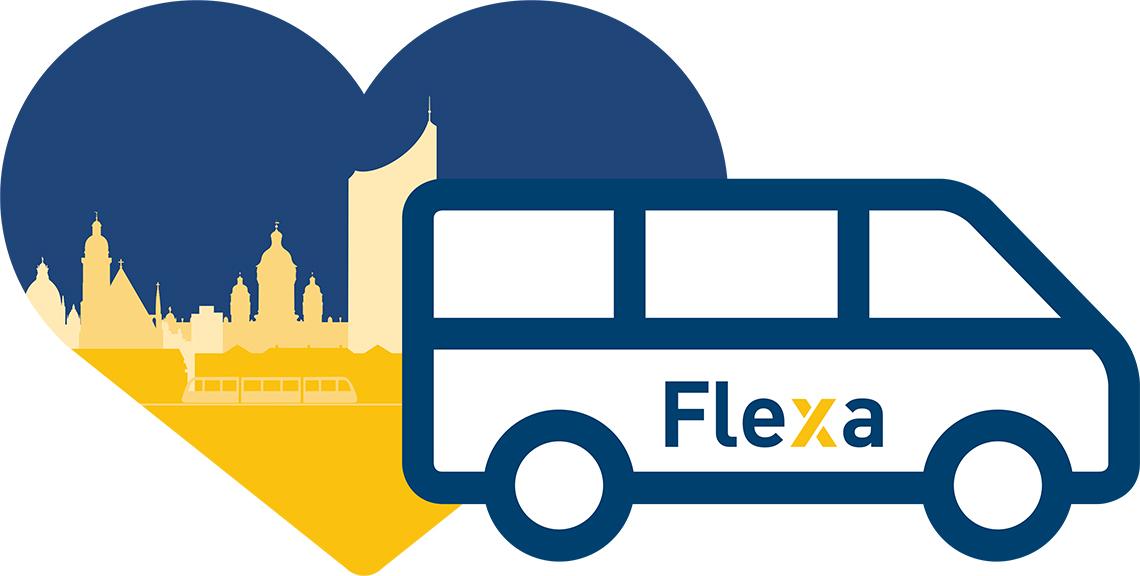 Flexa für Helden Logo