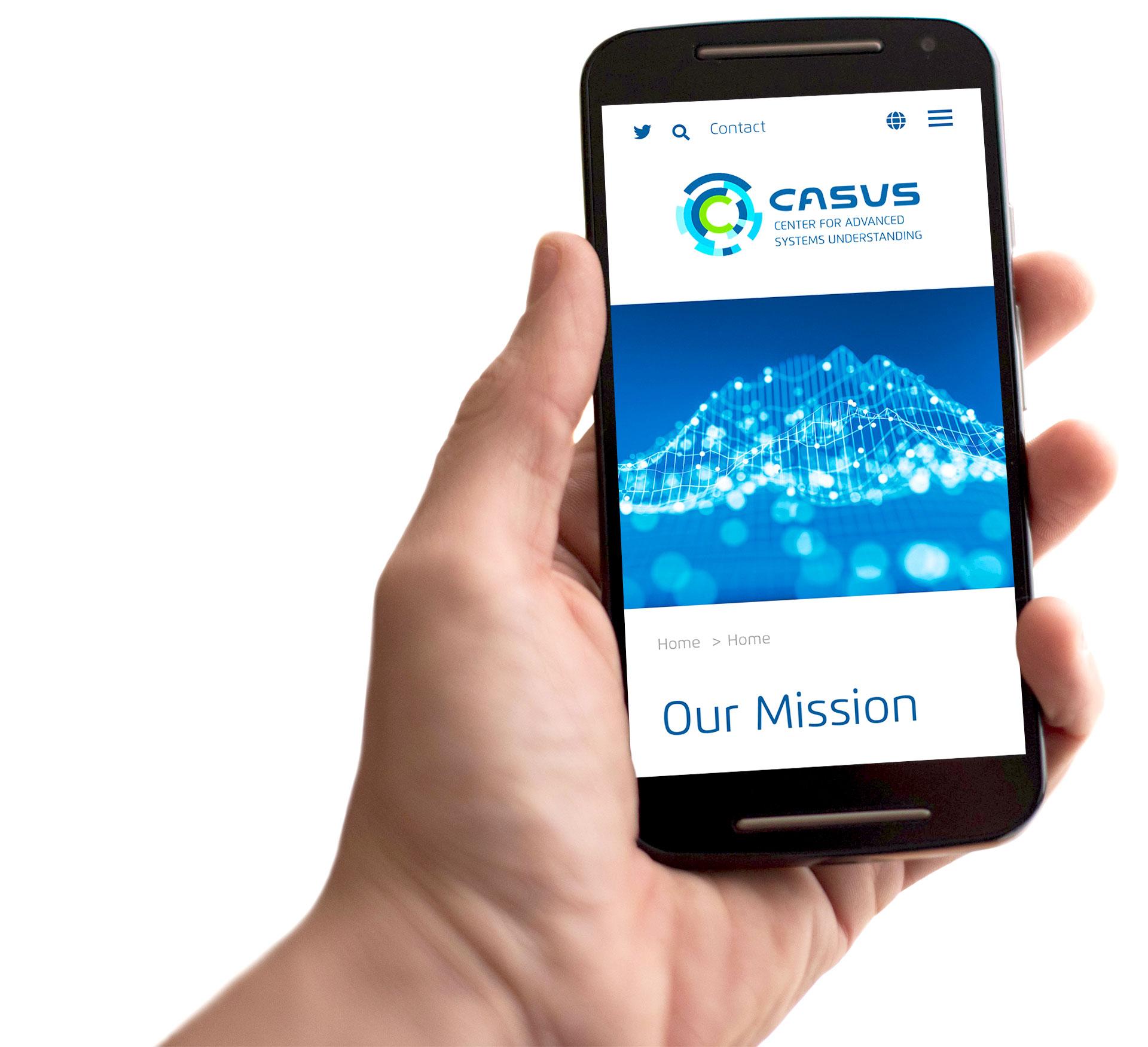CASUS Website Übersicht