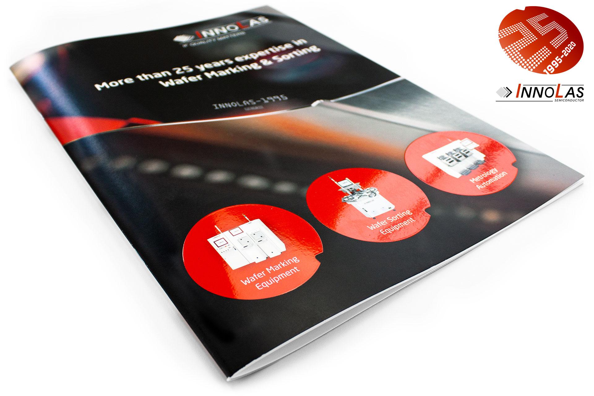 InnoLas Produktbroschüre Cover