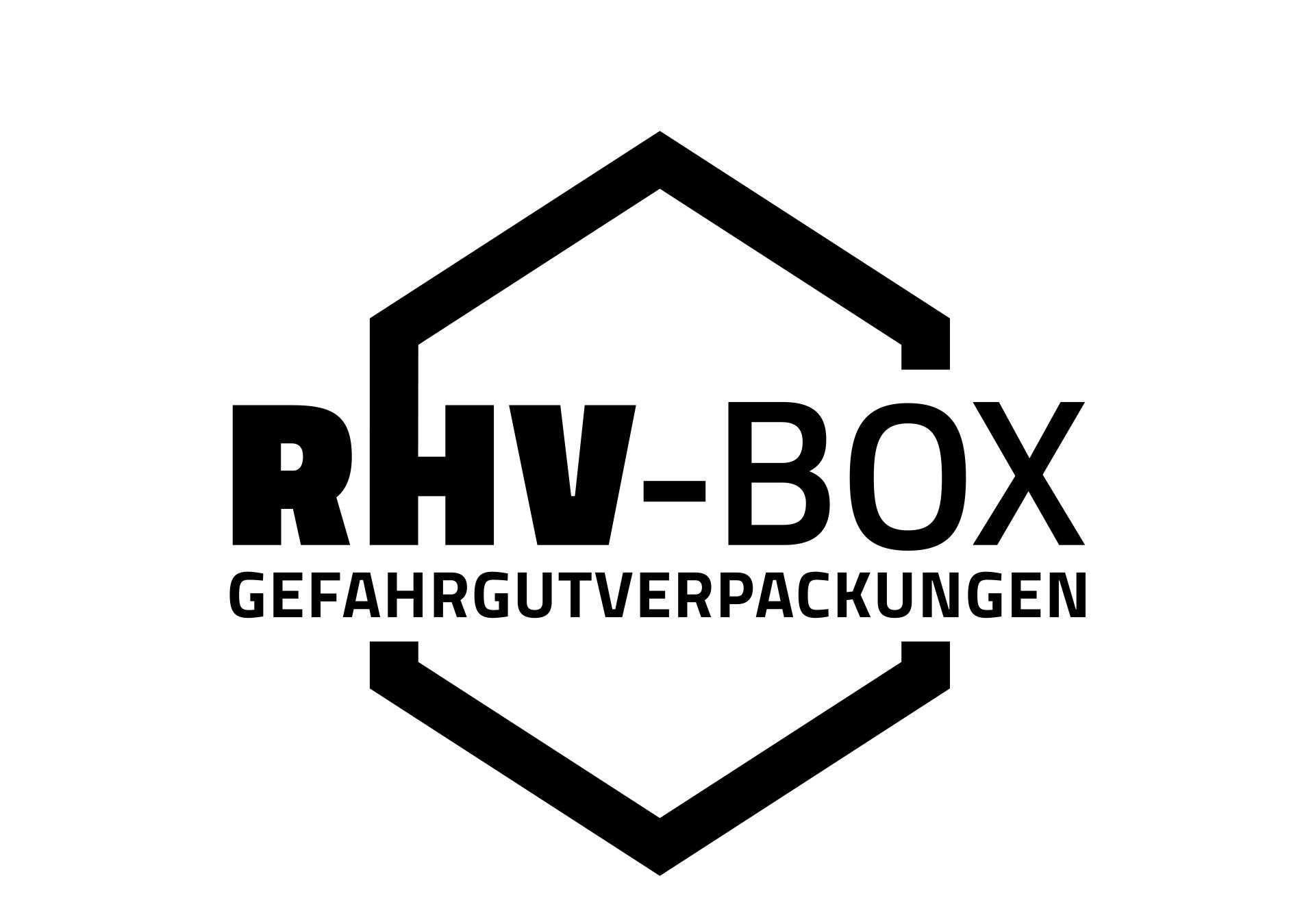 richter & heß Logo RHV-Box Gefahrgutverpackungen